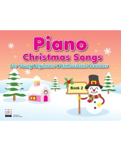 PIANO CHRISTMAS SONGS BOOK 2