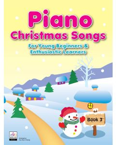 PIANO CHRISTMAS SONGS BOOK 3