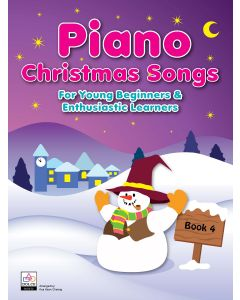 PIANO CHRISTMAS SONGS BOOK 4