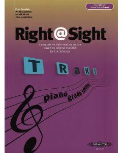 RIGHT @ SIGHT PIANO GD7 JOHNSON