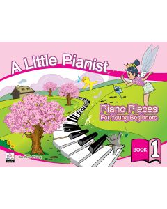 A LITTLE PIANIST-PIANO PCS FOR YOUNG BEGINNERS BK1