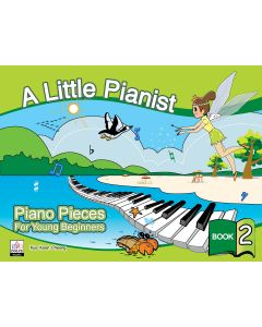 A LITTLE PIANIST-PIANO PCS FOR YOUNG BEGINNERS BK2