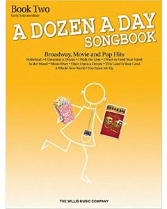A DOZEN A DAY SONGBOOK 2 PIANO