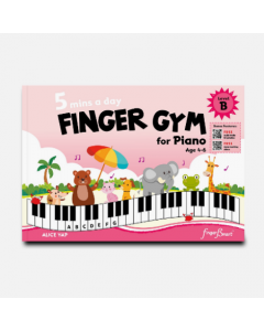 5 MINS A DAY FINGER GYM LEVEL B