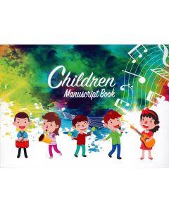 MANUSCRIPT BOOK FOR CHILDREN