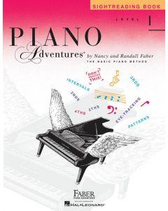 FABER PIANO ADV SIGHTREADING L1