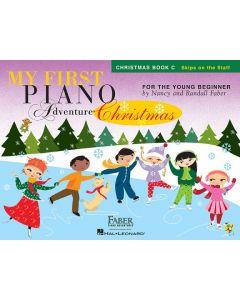 FABER MY 1ST PIANO ADV CHRISTMAS BK C