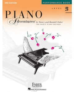 FABER PIANO ADV PERFORMANCE L2B