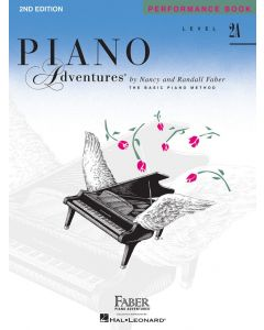 FABER PIANO ADV PERFORMANCE L2A