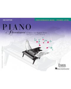 FABER PIANO ADV PERFORMANCE PRIMER