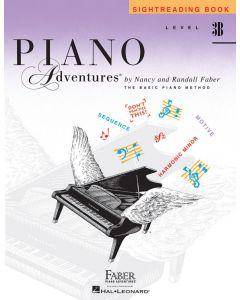 FABER PIANO ADV SIGHTREADING L3B