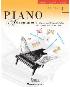 FABER PIANO ADV SIGHTREADING L4