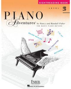 FABER PIANO ADV SIGHTREADING L2B