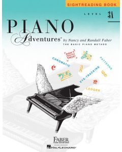 FABER PIANO ADV SIGHTREADING L3A