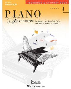FABER PIANO ADV TECH & ARTISTRY L4