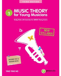 POCO MUSIC THEORY FOR YOUNG MUSICIANS G1 (3RD ED)
