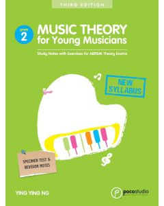 POCO MUSIC THEORY FOR YOUNG MUSICIANS G2 (3RD ED)