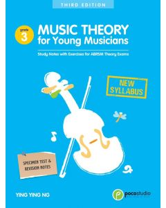 POCO MUSIC THEORY FOR YOUNG MUSICIANS G3 (3RD ED)