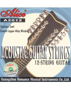 ALICE ACOUSTIC 12-STRING GUITAR STRINGS