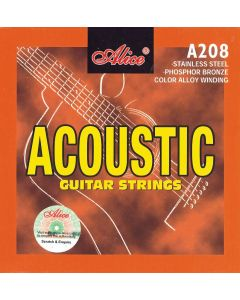 ALICE ACOUSTIC GUITAR STRINGS A208