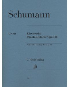 SCHUMANN WORKS FOR PIANO TRIO