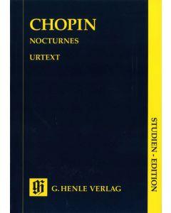 CHOPIN NOCTURNES SE STUDY SCORE