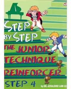 STEP BY STEP JUNIOR TECHNIQUE BK4 MPS4001-04