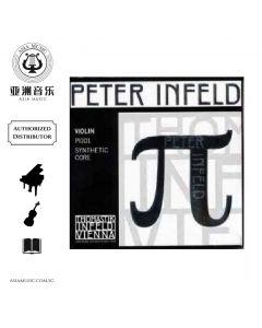AUTHORIZED DISTRIBUTOR - PETER INFELD VIOLIN STRING SET PI101