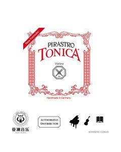 AUTHORIZED DISTRIBUTOR - PIRASTRO TONICA VIOLIN STRING SET 4/4