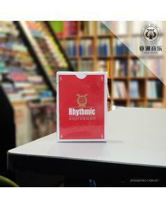 RHYTHMIC EXPRESSION - RED