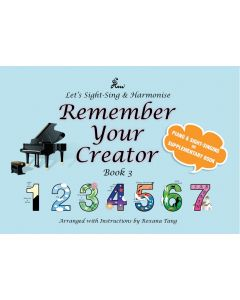 REMEMBER YOUR CREATOR BOOK 3