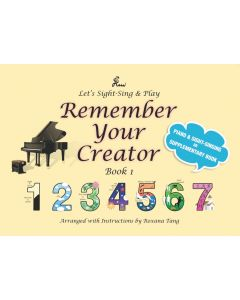 REMEMBER YOUR CREATOR BOOK 1