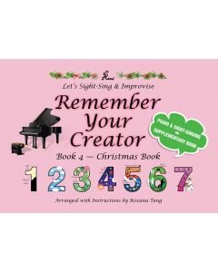 REMEMBER YOUR CREATOR BOOK 4