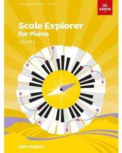 BULLARD, SCALE EXPLORER FOR PIANO, GRADE 1