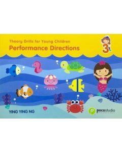 POCO THEORY DRILLS YOUNG CHILDREN BK3 PERFORMANCE