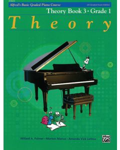ABGPC THEORY BOOK 3 GRADE 1
