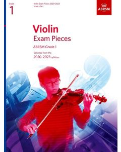 VIOLIN EXAM PIECES 2020-2023 G1