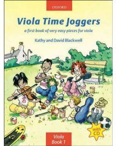 VIOLA TIME JOGGERS BK1 W/CD