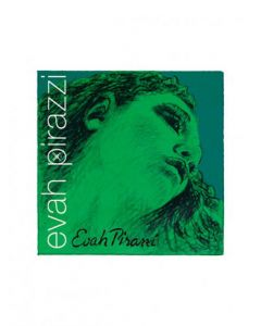 EVAH PIRAZZI VIOLIN STRING GOLD 'E' (PC)