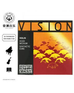 AUTHORIZED DISTRIBUTOR - VISION VIOLIN STRING SET 3/4