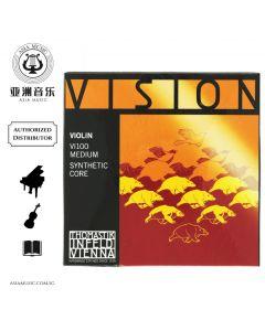 AUTHORIZED DISTRIBUTOR - VISION VIOLIN STRING SET - 1/4