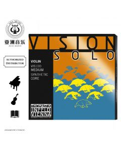 AUTHORIZED DISTRIBUTOR - VISION SOLO VIOLIN STRING