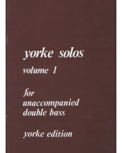 V1 YORKE SOLOS FOR UNACCOMPANIED DBASS
